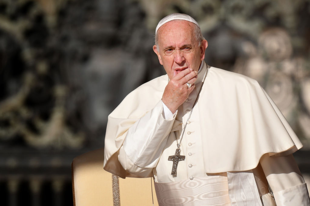 """Papa Francisc: """"Sunt încă în viață. Unele persoane m-au vrut mort"""""""