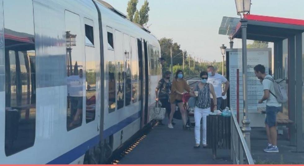 TPBI: Trenul metropolitan Bucureşti-Ilfov va putea fi folosit din 2024