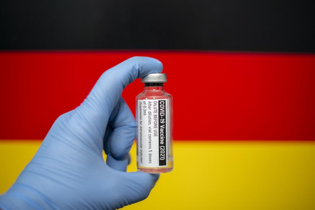 Germania: Salariile persoanelor nevaccinate şi plasate în carantină nu vor mai fi plătite de Guvern