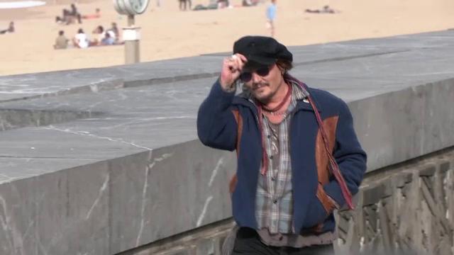 Johnny Depp a primit cea mai înaltă distincţie a Festivalului de film de la San Sebastian, în Spania