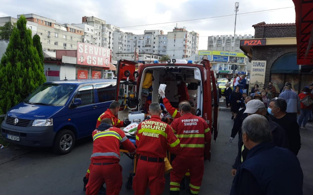 Un tânăr de 24 de ani a murit în timp ce fugea după un hoț, în Constanța VIDEO