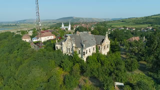 """""""Trecutul are viitor"""". Marile castele și conace din România, o poveste nespusă, duminică, la"""