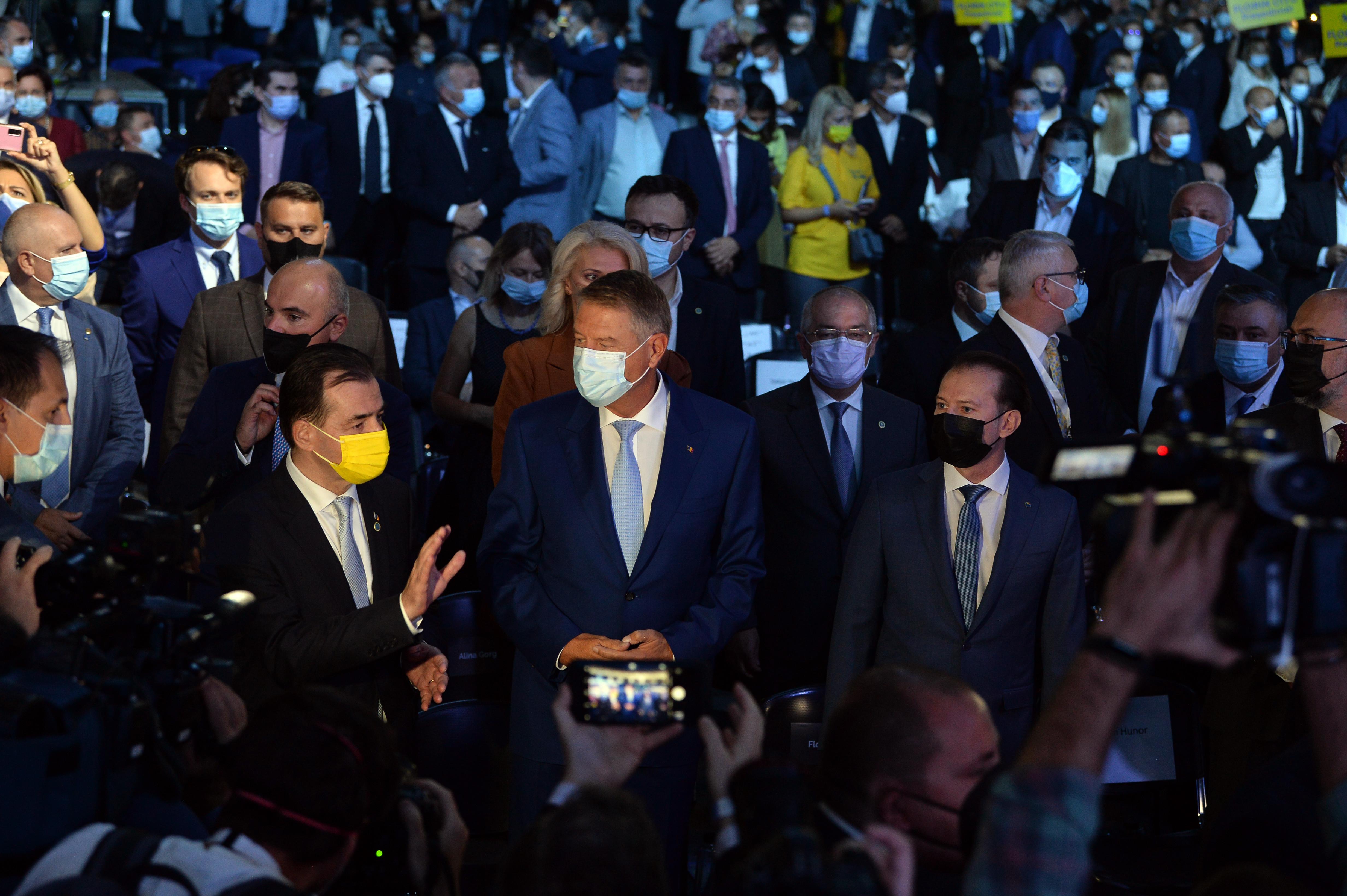 Orban: Dacă preşedintele Iohannis vrea să aibă parteneriat, să-l aibă cu preşedintele PNL ales