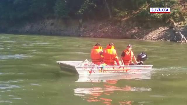 Un bătrân care voia să se ducă la pescuit a căzut de pe o stâncă pe malul râului Olt. Cum s-a terminat totul