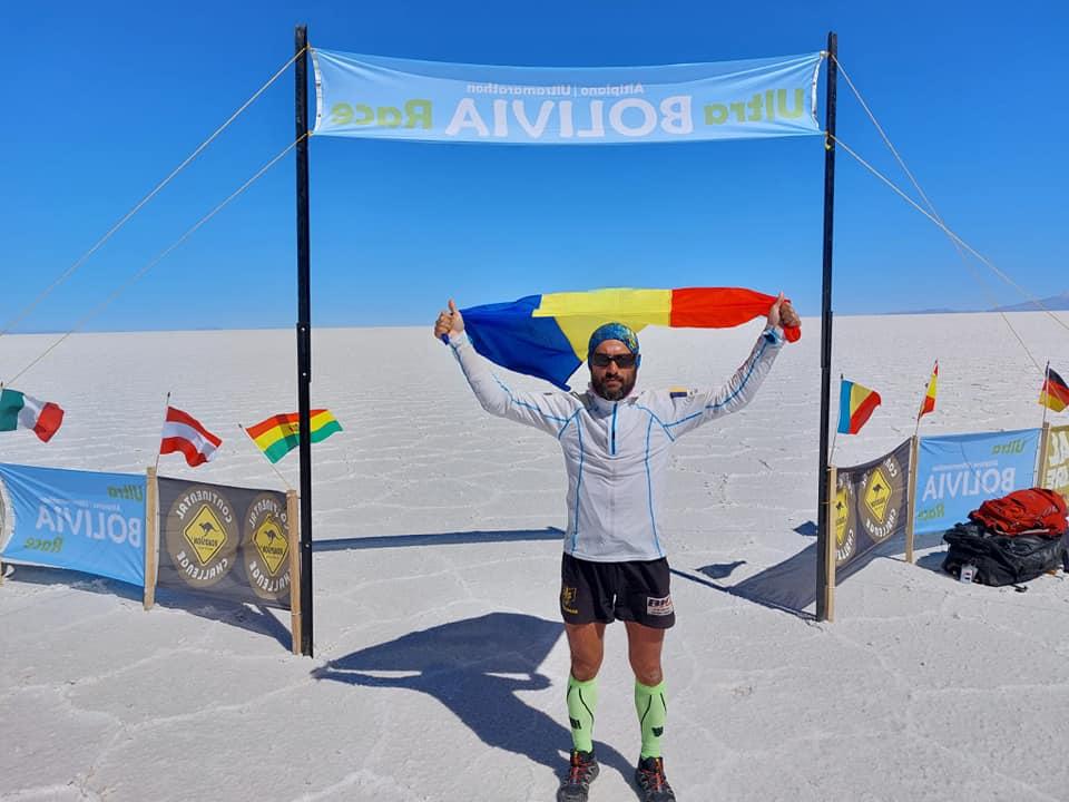 Pompierul botoșănean Iulian Rotariu a câştigat