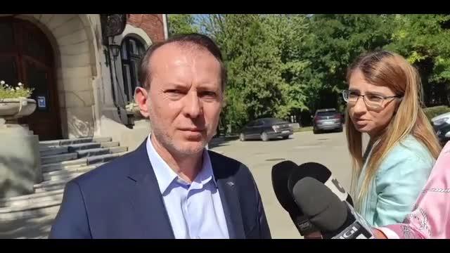 """Va cere România ajutor internațional pentru pacienții Covid? Cîțu: """"Nu e nevoie, avem locuri la ATI"""""""
