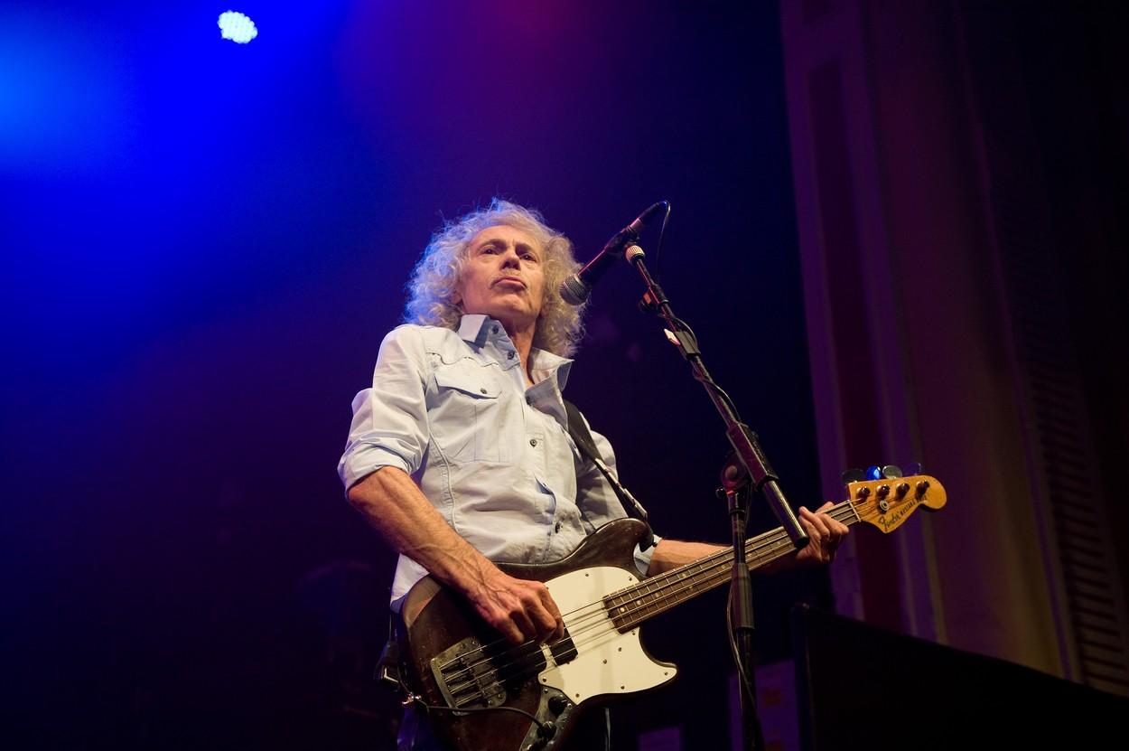 Alan Lancaster, basistul trupei Status Quo, a murit la vârsta de 72 de ani