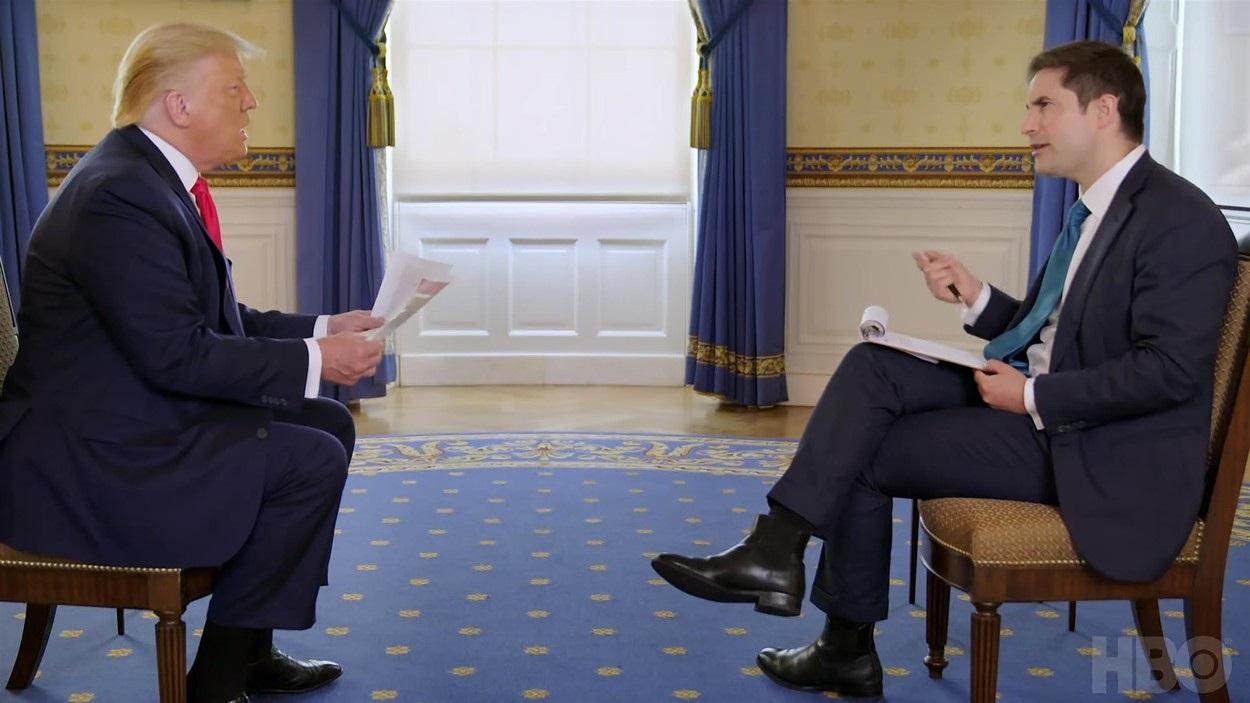 VIDEO. Jurnalistul australian Jonathan Swan a câștigat un premiu Emmy pentru un interviu viral realizat cu Donald Trump