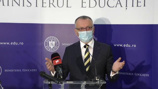Propunere oficială: școlile să rămână deschise, indiferent de rata de infectare din oraș