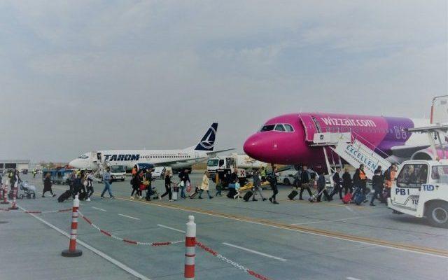 Suceava: Un pasager fără certificat verde a sunat la 112 și a anunțat prezența unui bagaj suspect la bordul unui avion