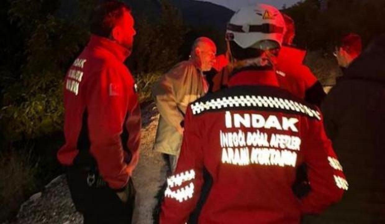 """Un bărbat dat dispărut a ajutat echipa de salvatori să-l caute. """"Pe cine căutăm? Sunt aici"""""""