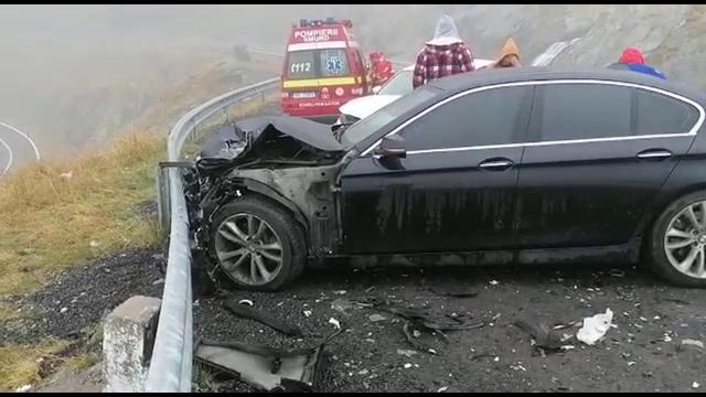 Doi soți din Israel, implicați într-un accident grav. Aceștia au fost duși de urgență la spital