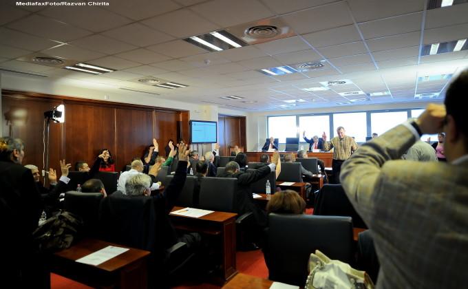 Şedinţă CGMB. Noua componenţă a Comisiei de Urbanism, pe ordinea de zi