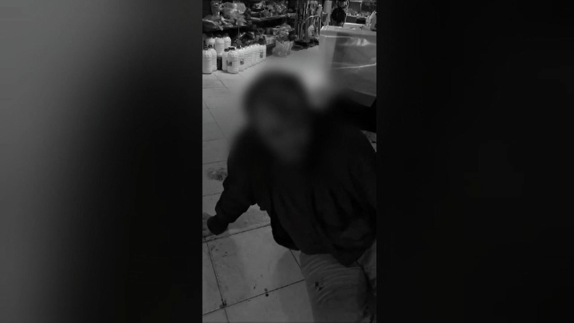 Video. Bărbat bătut cu sălbăticie de soțul primăriței. De la ce a plecat totul